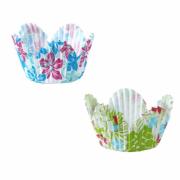 Foremki papierowe do muffinek Tulipan 30 sztuk