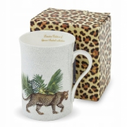 Kubek porcelanowy Tropical Colection 250 ml