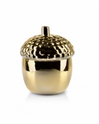 Pojemnik dekoracyjny GIA mały gold