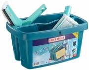 Zestaw do mycia szyb okien i łazienek Leifheit 52008