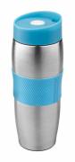 Kubek termiczny Capsula Florina 5K0348 350 ml niebieski