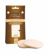 Gąbka lateksowa do makijażu AQUA Massage Spugna Trucco T401