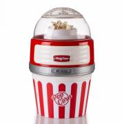 Maszynka do popcornu Ariete Popcorn XL 2957/0 Partytime czerwona