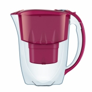 Dzbanek filtrujący Amethyst 2,8l. wiśniowy Aquaphor