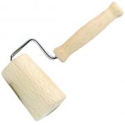 Drewniany wałek poprzeczny mini do ciasta 7x4 cm Fackelmann