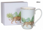 Kubek porcelanowy Tropical Colection  400 ml