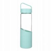 Butelka szklana w silikonowej osłonie 550 ml