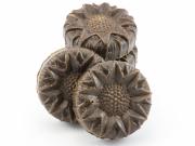 Mydło naturalne - kawa cynamonowa z miodem, Miodowa Mydlarnia