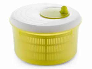 Wirówka i suszarka do sałaty Meliconi Centrifuga 24 cm żółta