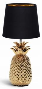 Lampa stołowa dekoracyjna Aigostar 197193 Gold