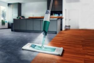 Mop płaski ze spryskiwaczem Easy Spray XL Leifheit 56690